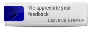 We appreciate your feedback - Leave us a review